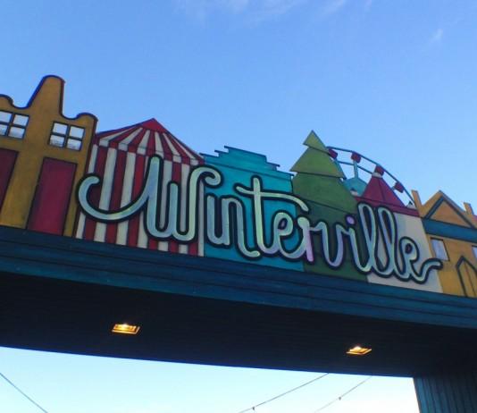 Winterville entrance