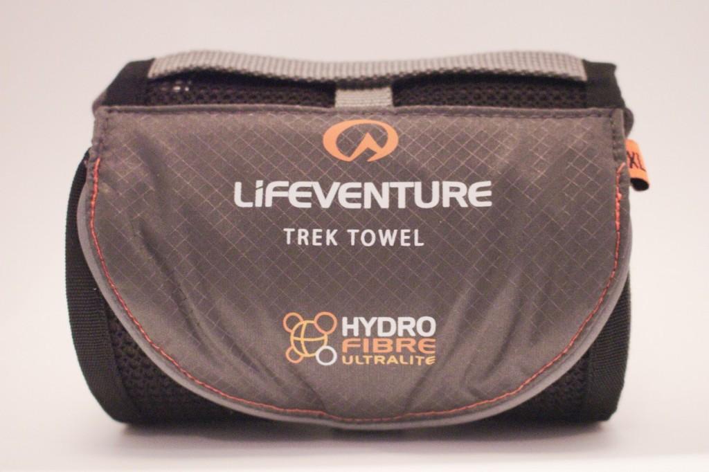 LifeVenture HydroFibre Trek Towel