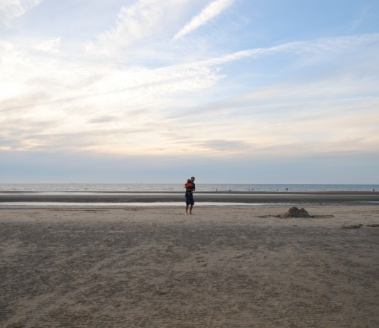 The Beach, De Panne, Belgium