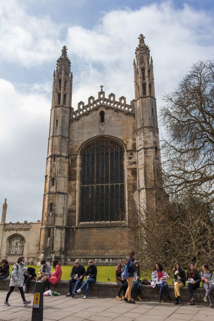 Church in Cambridge