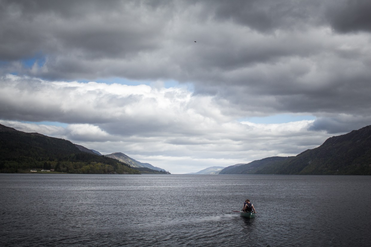 what i think of the loch ness monster essay Nessie is a plesiosaur hell, no  this experience got me thinking about just how many people seem to think  including bigfoot, ufos, the loch ness monster,.