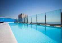 Hotel Barcelona Princess Rooftop Pool