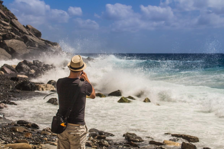 Manarola seas, Cinque Terre