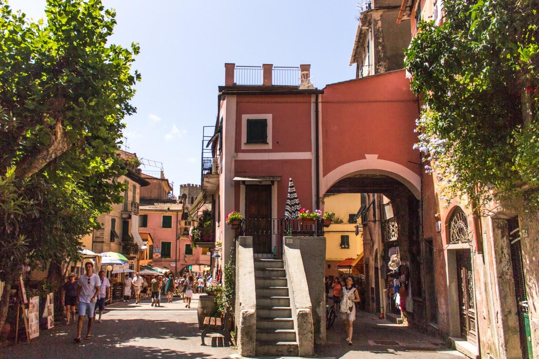 Monterosso town, Cinque Terre