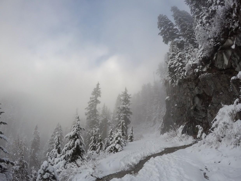 Winter Wonderland Grouse Mountain
