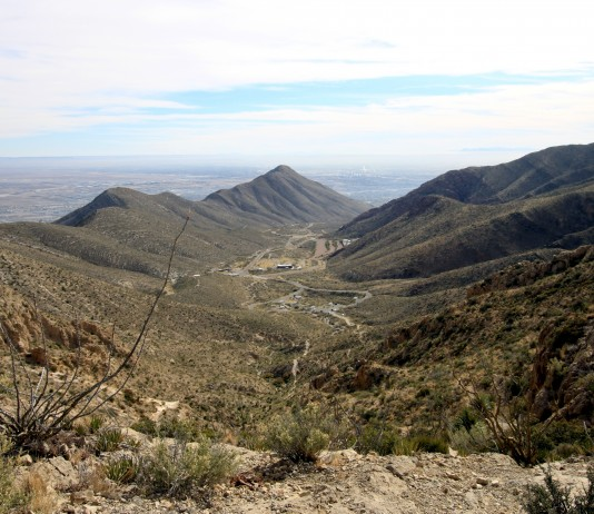 El Paso Mountains