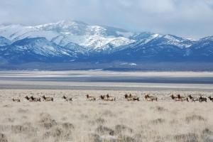 Pony Express Territory Mountains