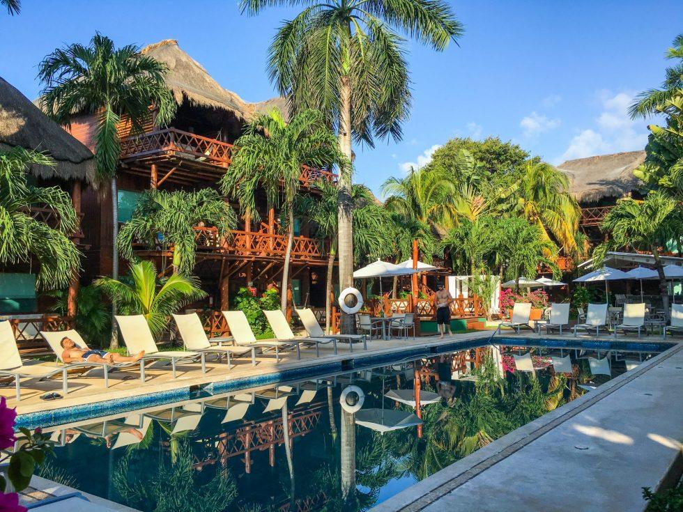 Magic Blue Hotel Playa del Carmen Itinerary