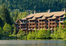 Nita Lake Lodge exterior
