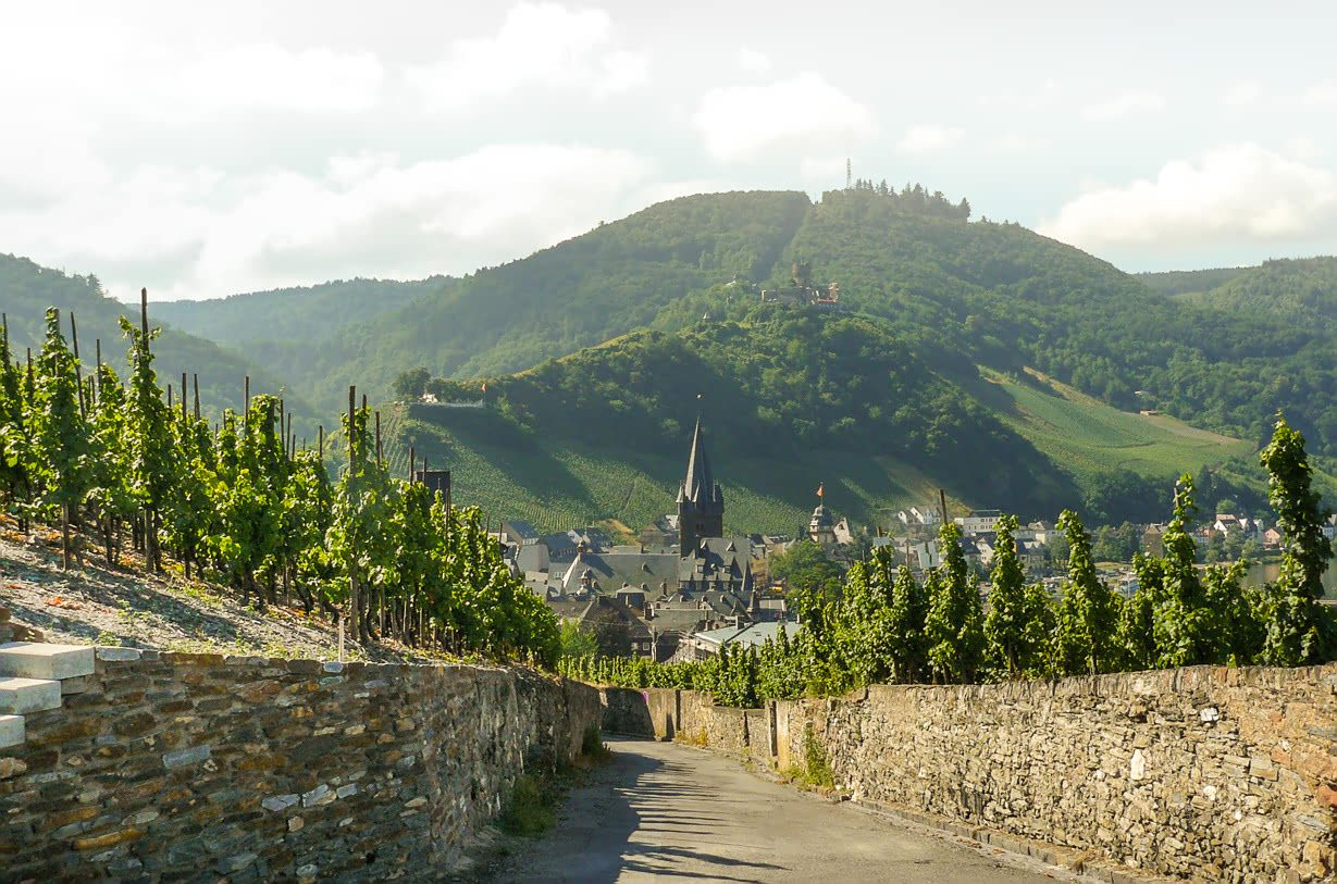 Bernkastel-Keus, Germany, where to go this fall in Europe