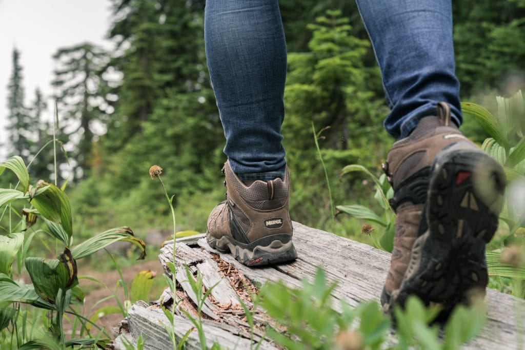 Hiking Grouse Mountain