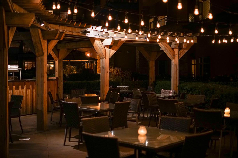 Restaurant at Watermark Beach Resort