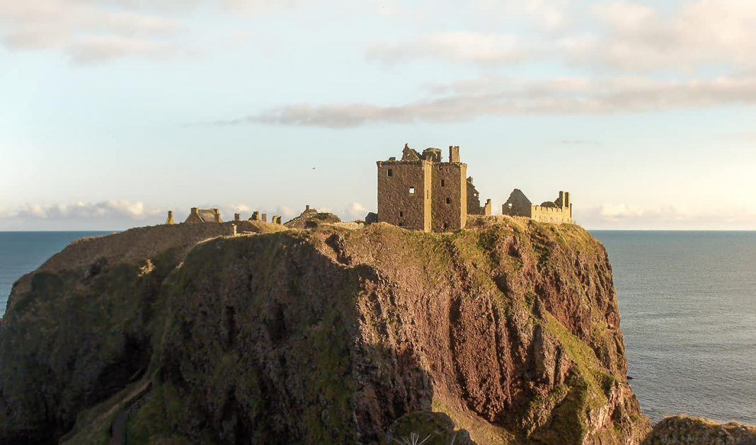 Stonehaven, Scotland, where to visit this fall in Europe