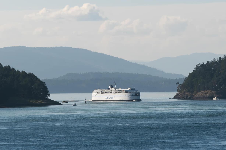 BC Ferries, Victoria, Canada