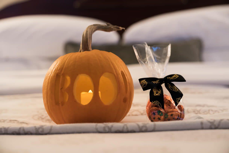 Halloween treats, Halloween in Victoria, Canada