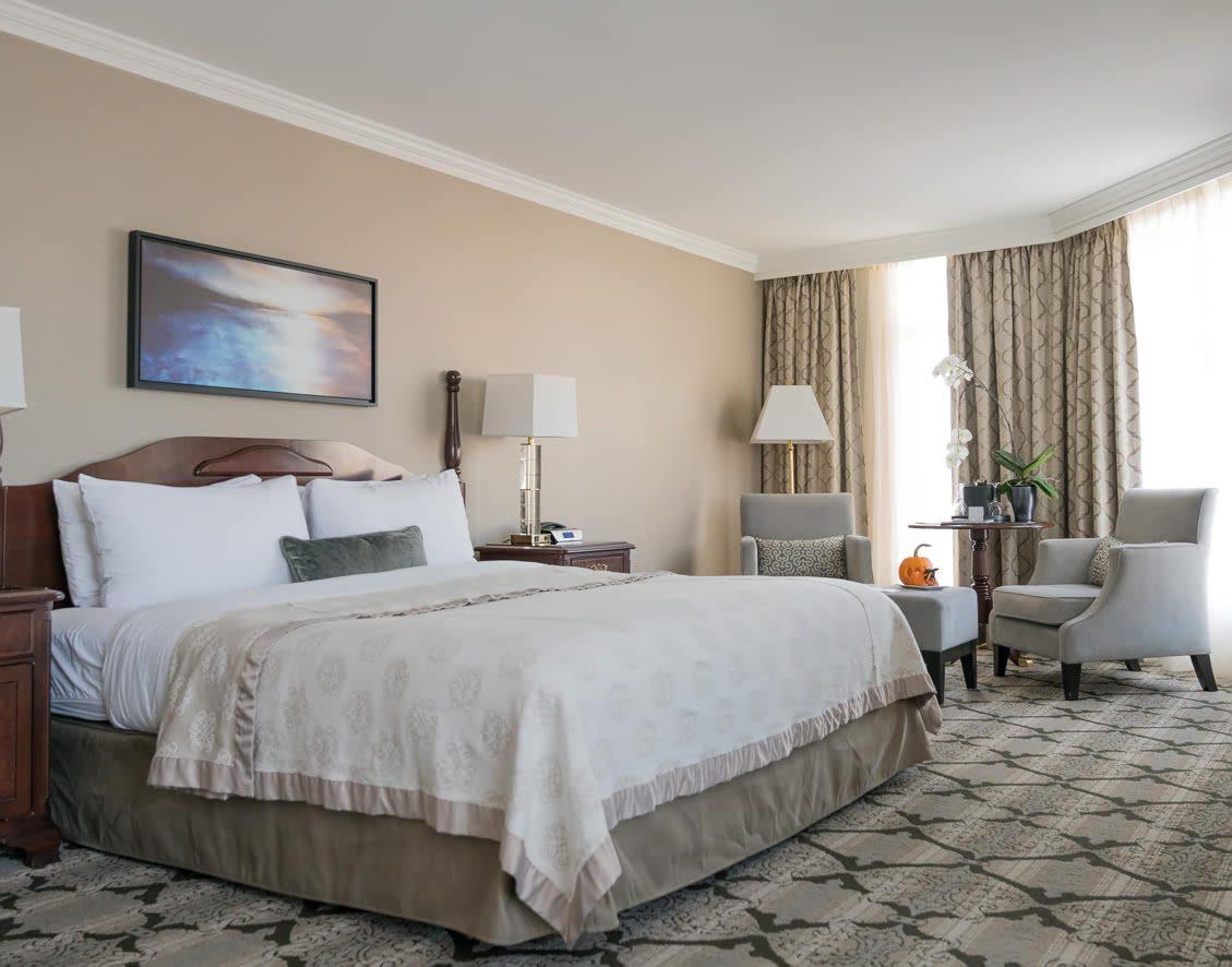 Magnolia Hotel & Spa, Victoria, Canada