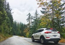 Road trip through British Columbia with Zipcar