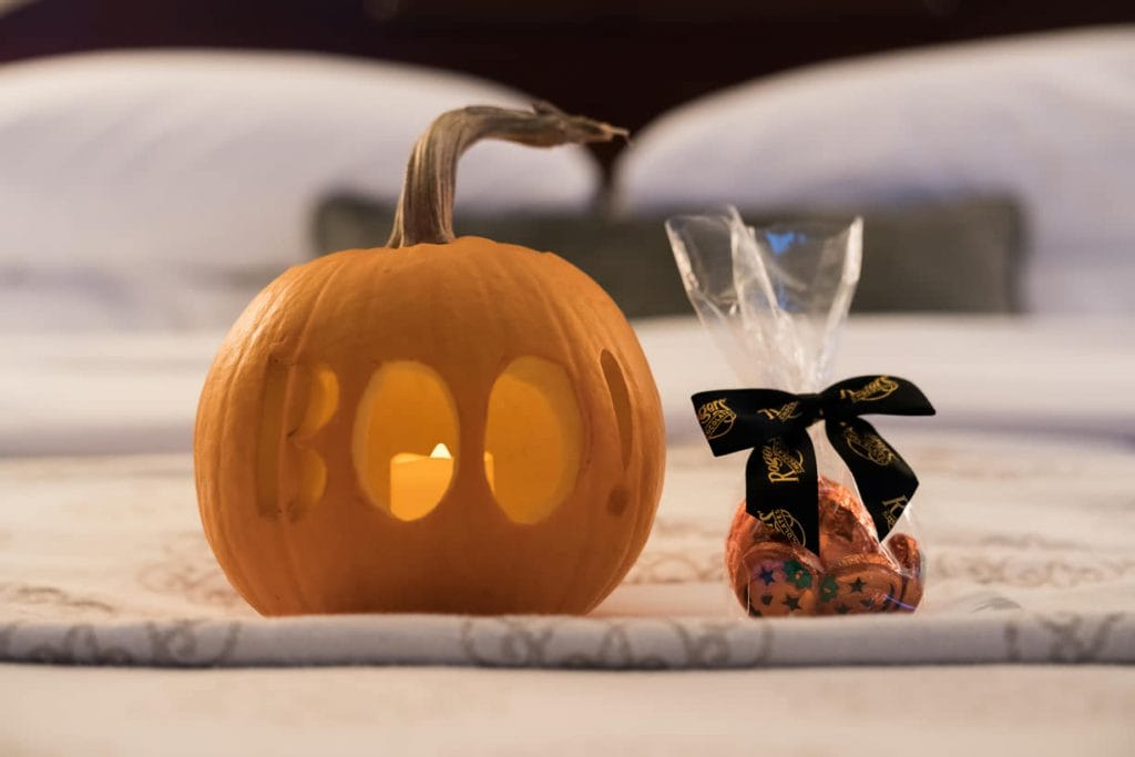 Room with a boo, Halloween at Magnolia Hotel & Spa, Victoria