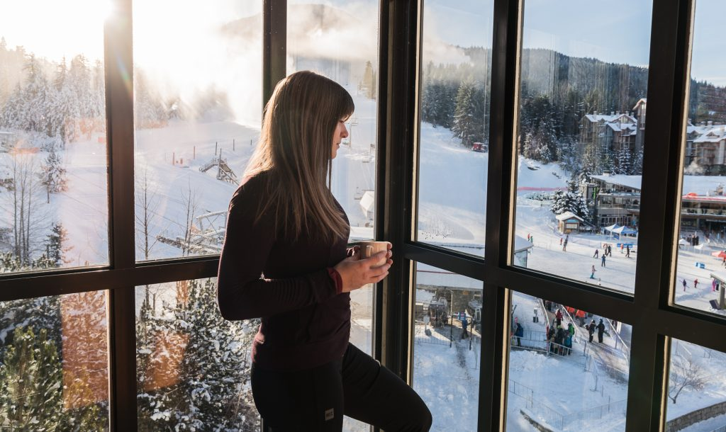 Pan Pacific Whistler Mountainside Review