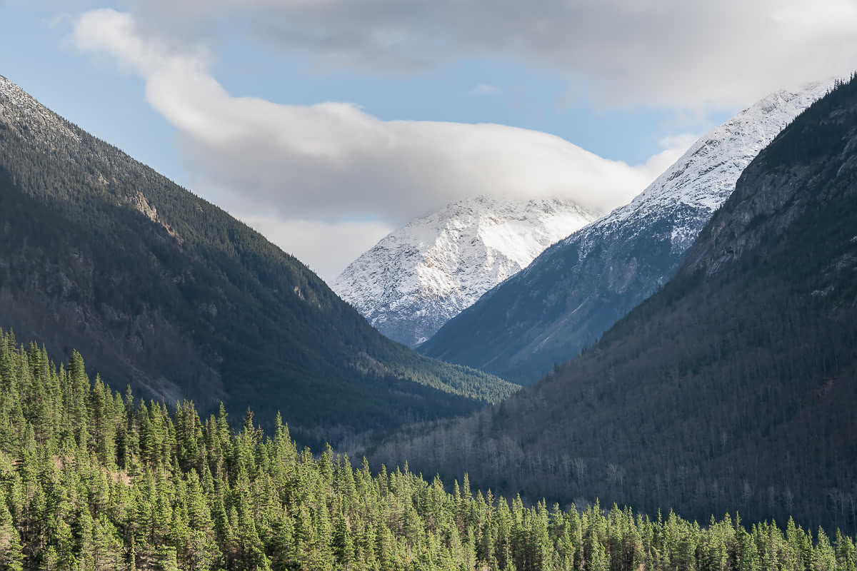 Alaska White Pass