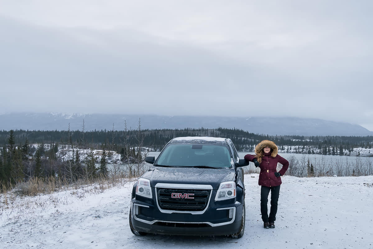 Car rental Whitehorse