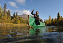 Canoe Yukon adventures