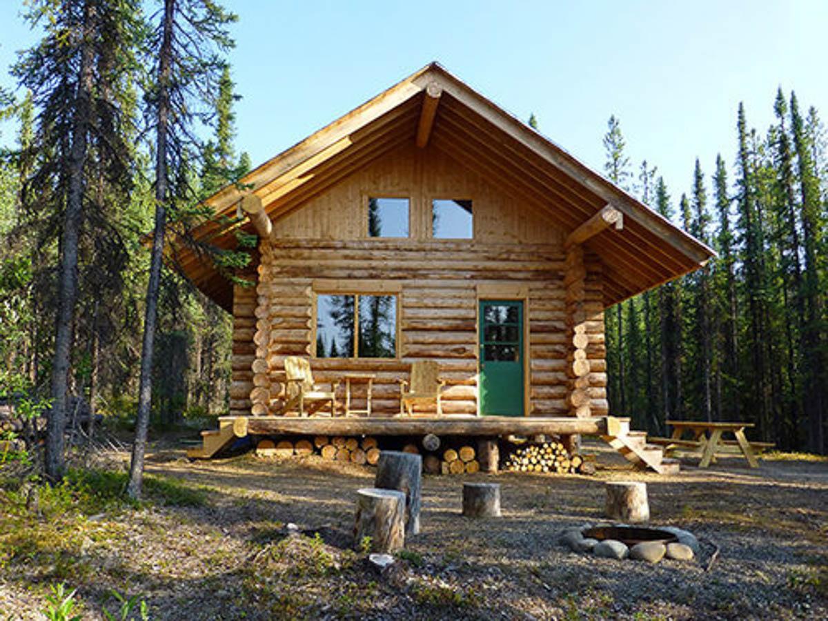 Frances Lake Cabin Rentals