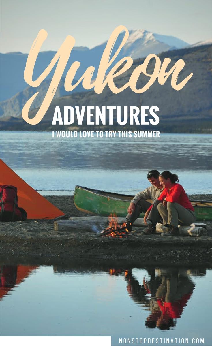 Yukon adventures summer