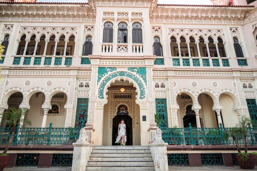 Cienfuegos Cuba Palacio de Valle