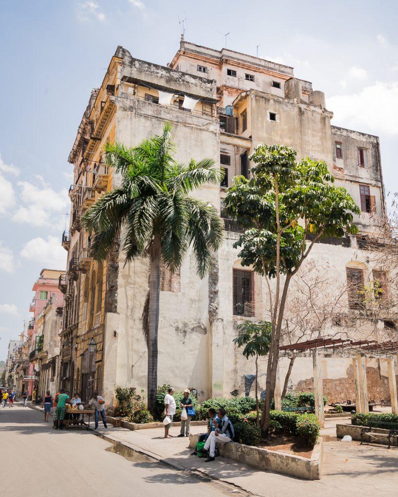 La Habana Vieja street photograpy Cuba