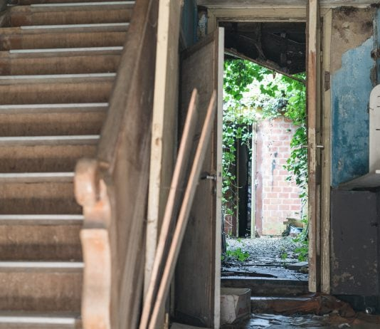 Spookstad doel ghost town