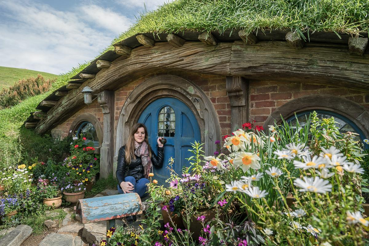Hobbiton Village Film Set