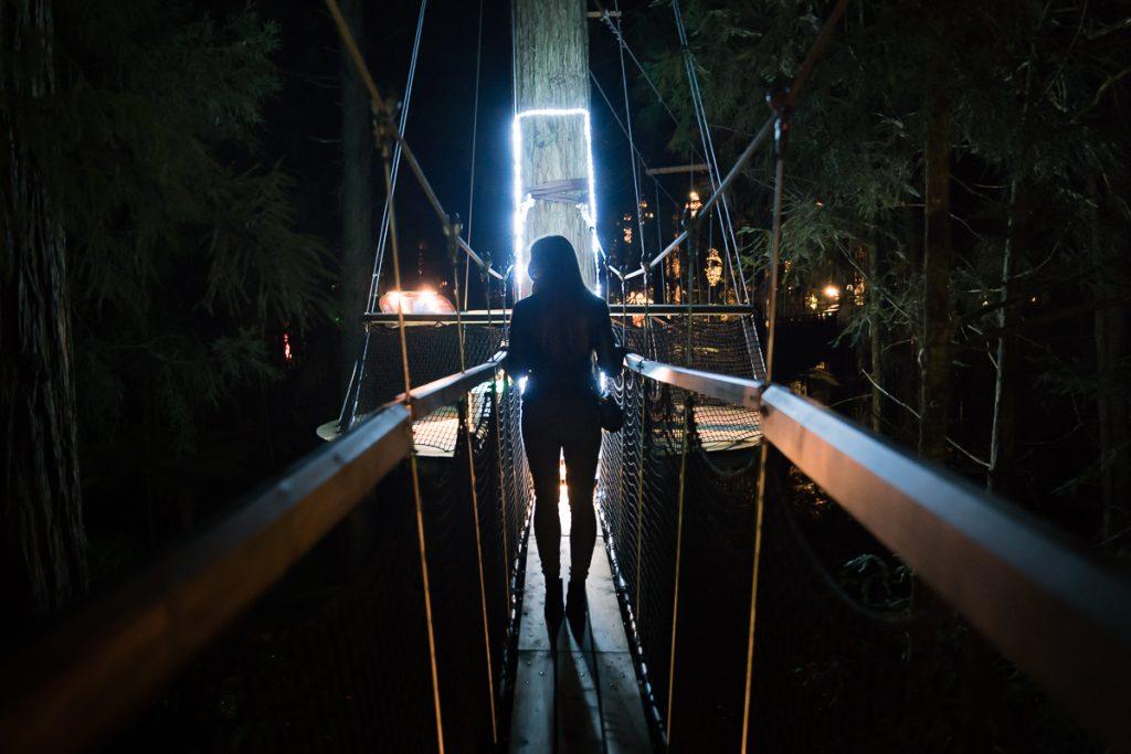 Night Walk Redwoods Rotorua