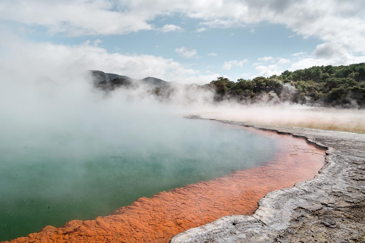 Waiotapu Thermal