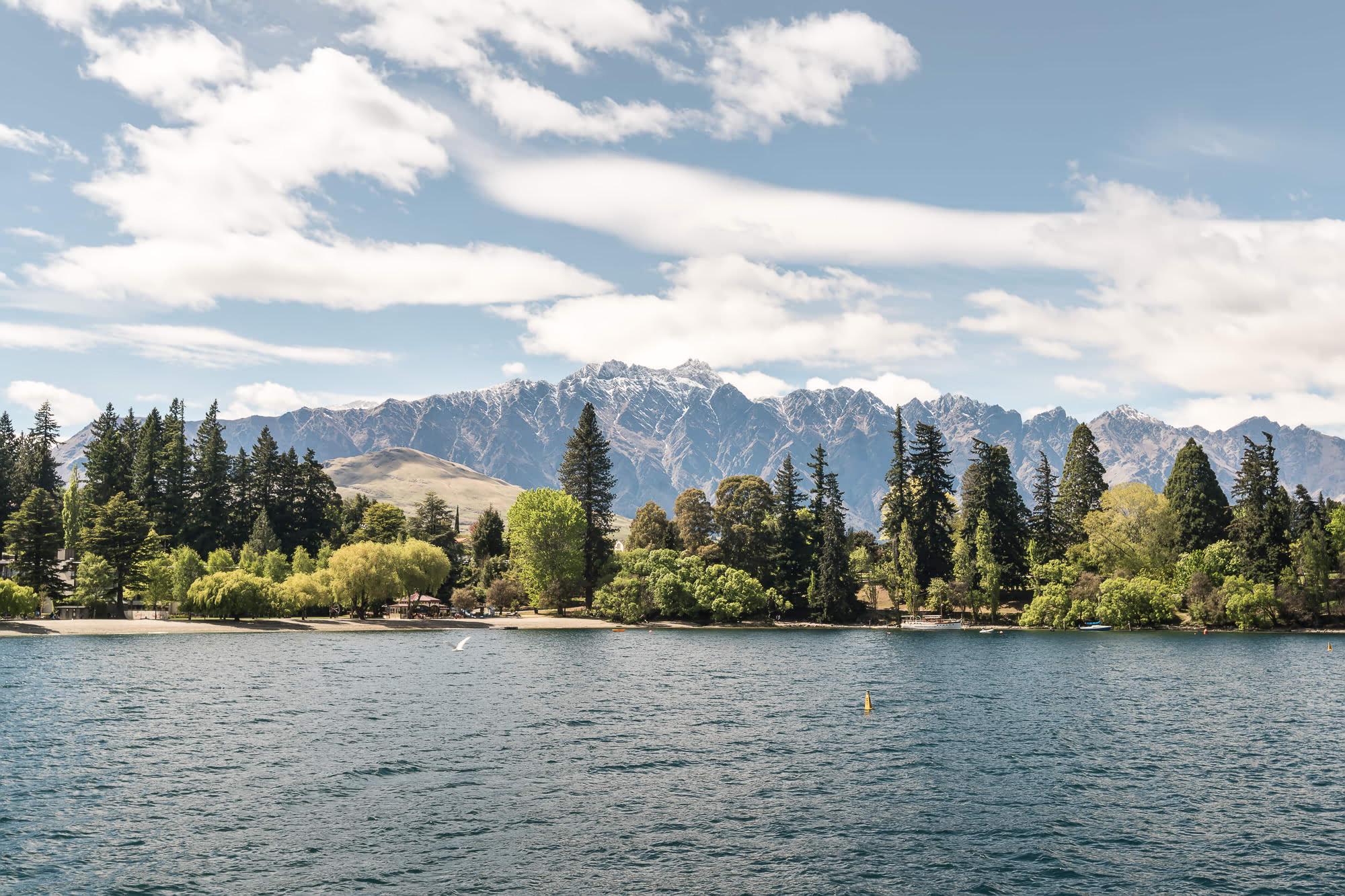Lake Wakatipu Cruise And Bbq Lunch At Walter Peak