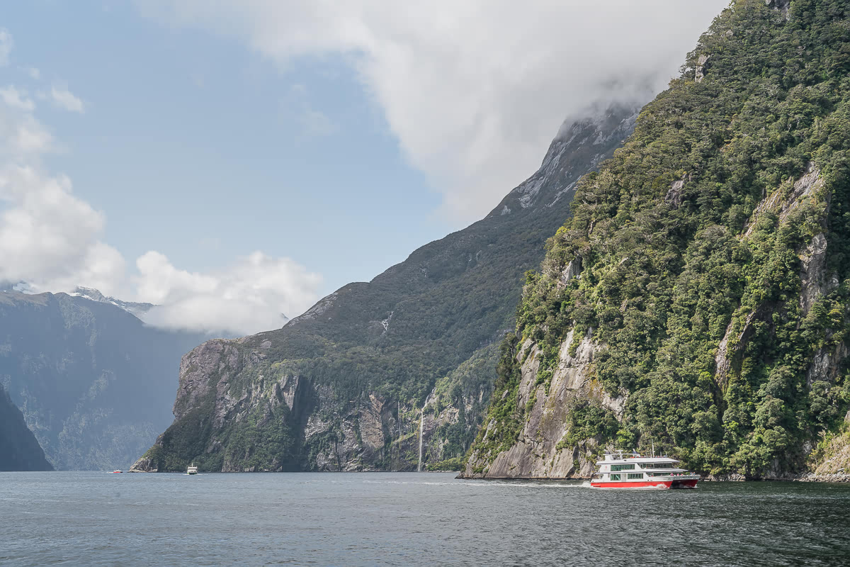 Real Journeys Milford Sound