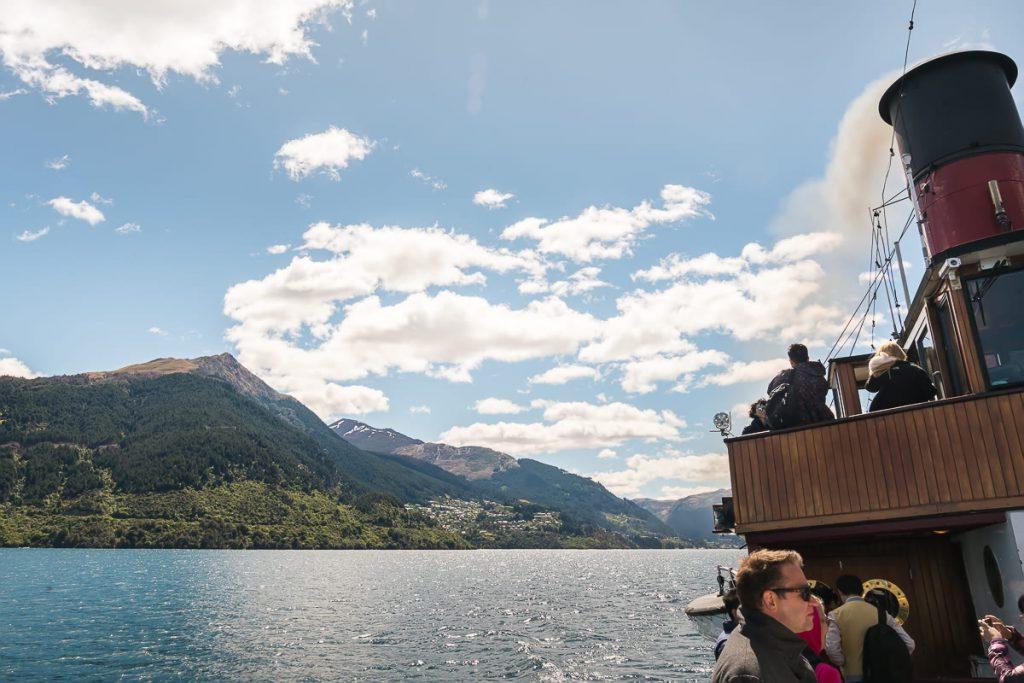 TSS Earnslaw Lake Wakatipu Cruise