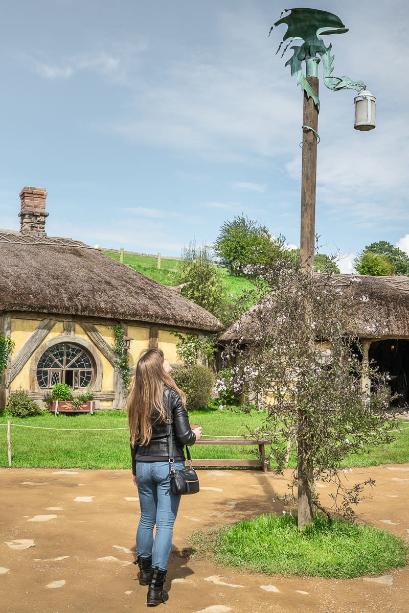 Hobbiton tour New Zealand