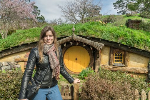 Hobbit house Matamata