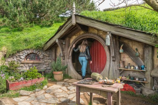 The Hobbit Setting Matamata