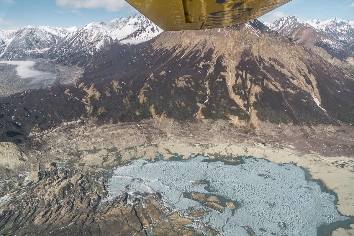 Flightseeing tour with Icefield Discovery