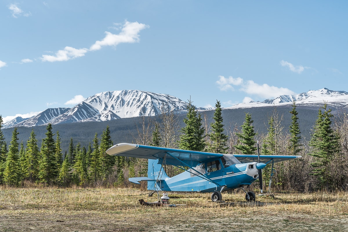 Kluane flights Icefield Discovery