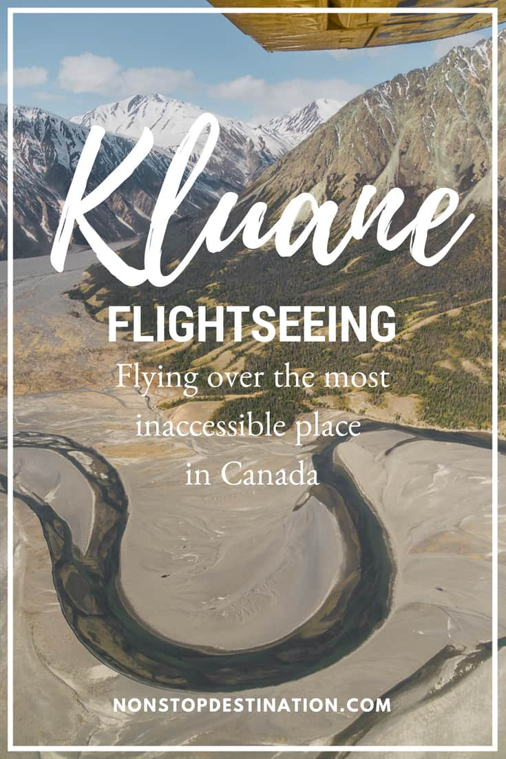 Photo essay - Our Kluane National Park flightseeing tour - Soaring above Canada's most inaccessible place - #Canada #Yukon #Travel
