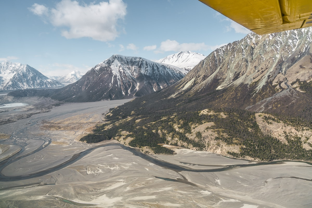 Kluane Flightseeing