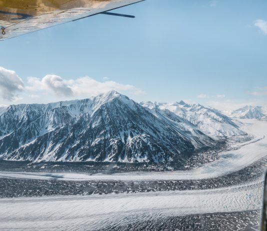 Kluane National Park flightseeing tour Yukon