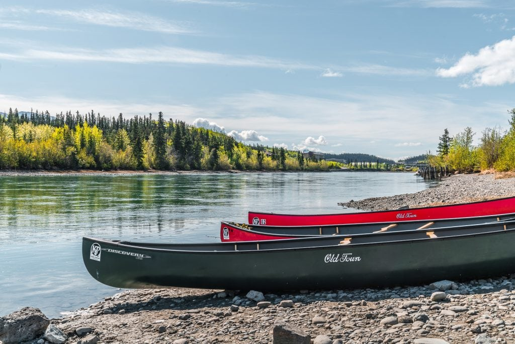 Wilderness Adventure: Our Yukon River Canoe Trip