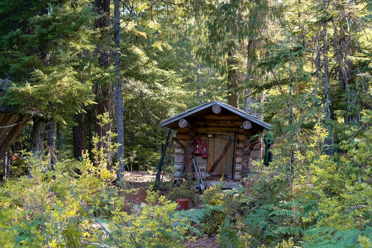 Whistler hut