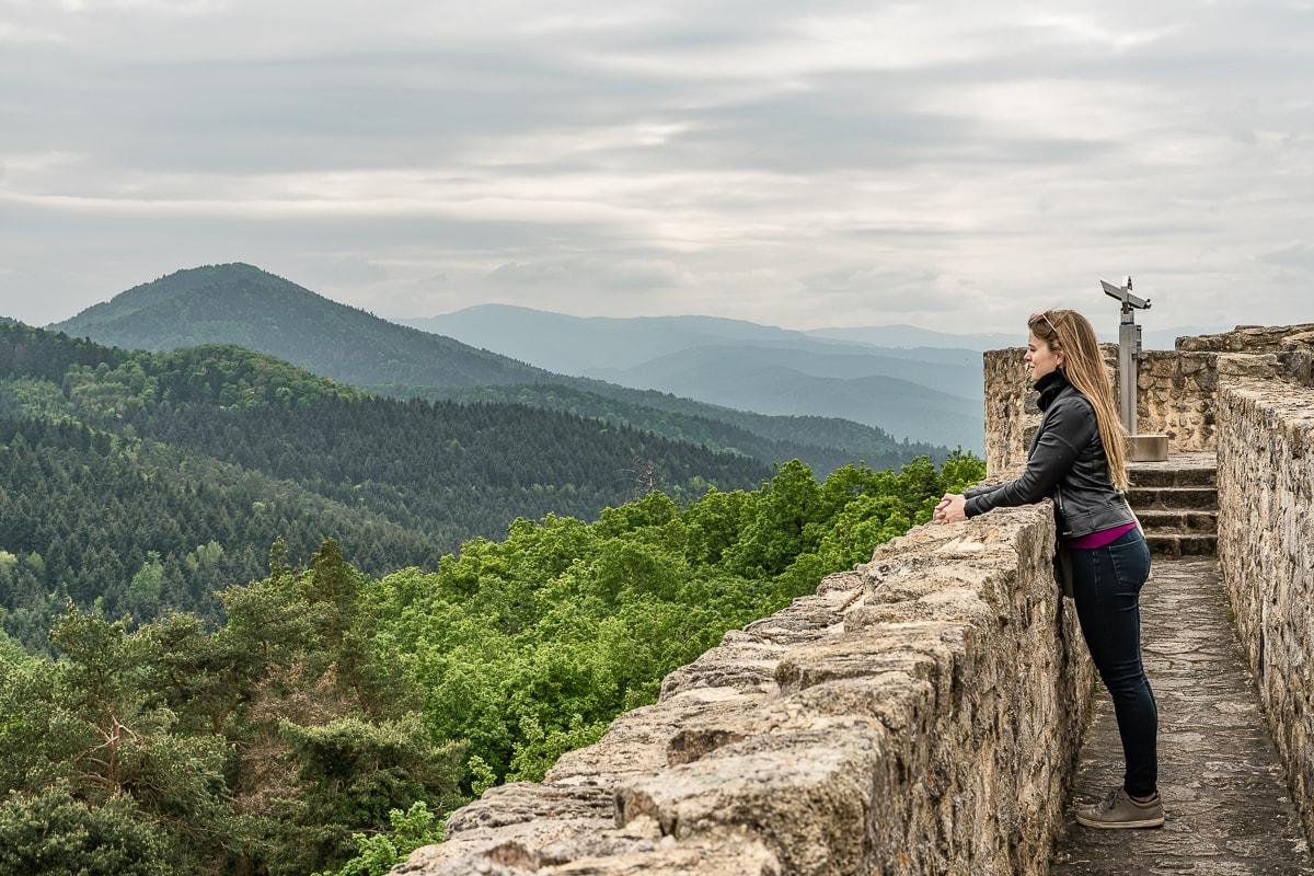 Alsace Vosges Views