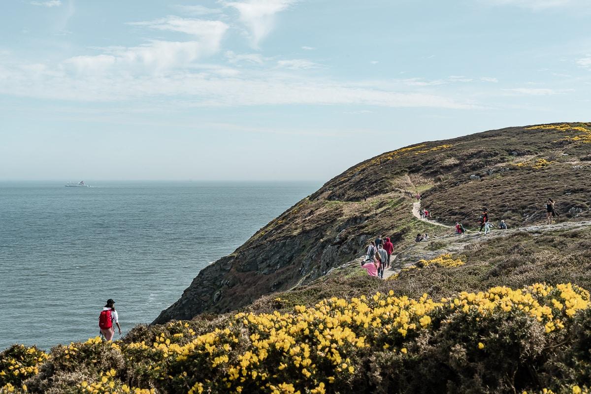 Howth Hike Ireland