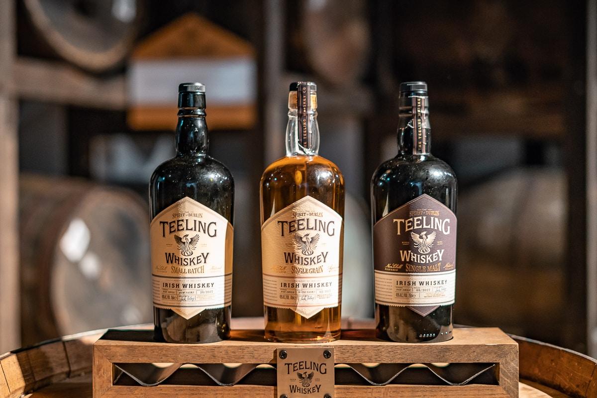 Teeling Whiskey Ireland